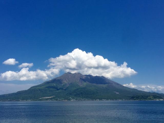 これは桜島