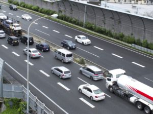 高速道路(渋滞)