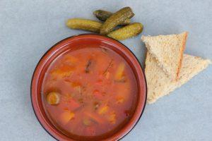 ロシアの野菜スープ
