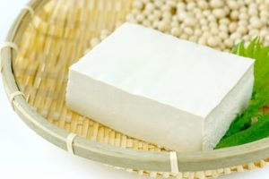 豆腐と大豆