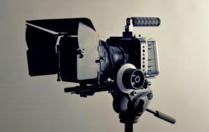 映像撮影用カメラ