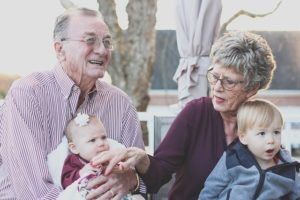 祖父母と孫